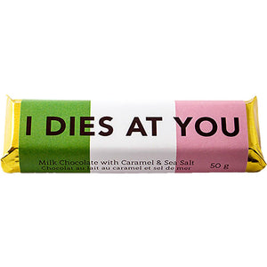 I Dies At You NL Sayings Bar
