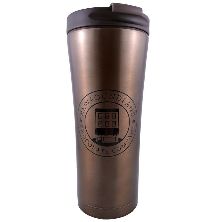 Newfoundland Chocolate Coffee Tumbler