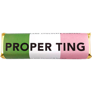 Proper Ting NL Sayings Bar