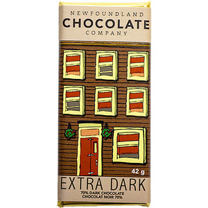 Extra Dark Chocolate Bar