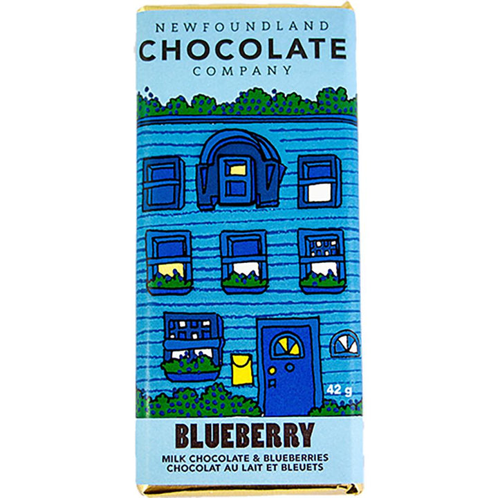 Blueberry Chocolate Bar