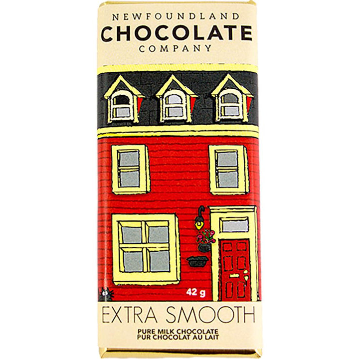 Extra Smooth Milk Chocolate Bar