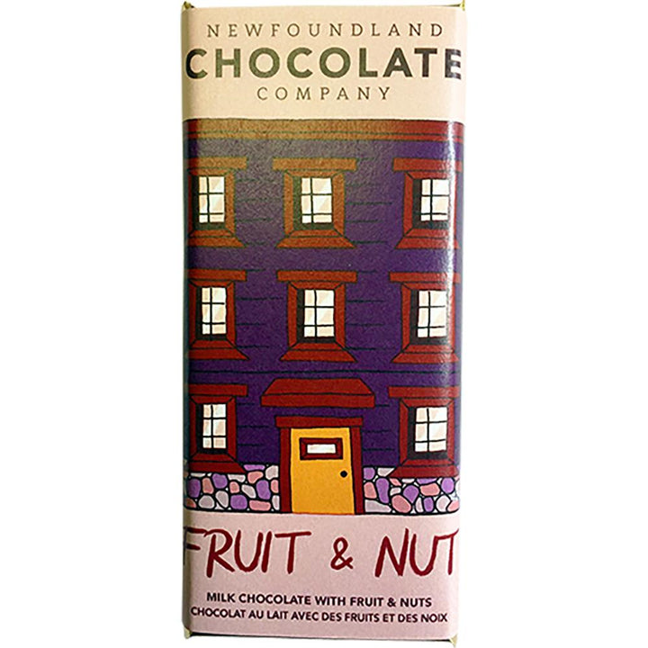 Fruit & Nut Chocolate Bar