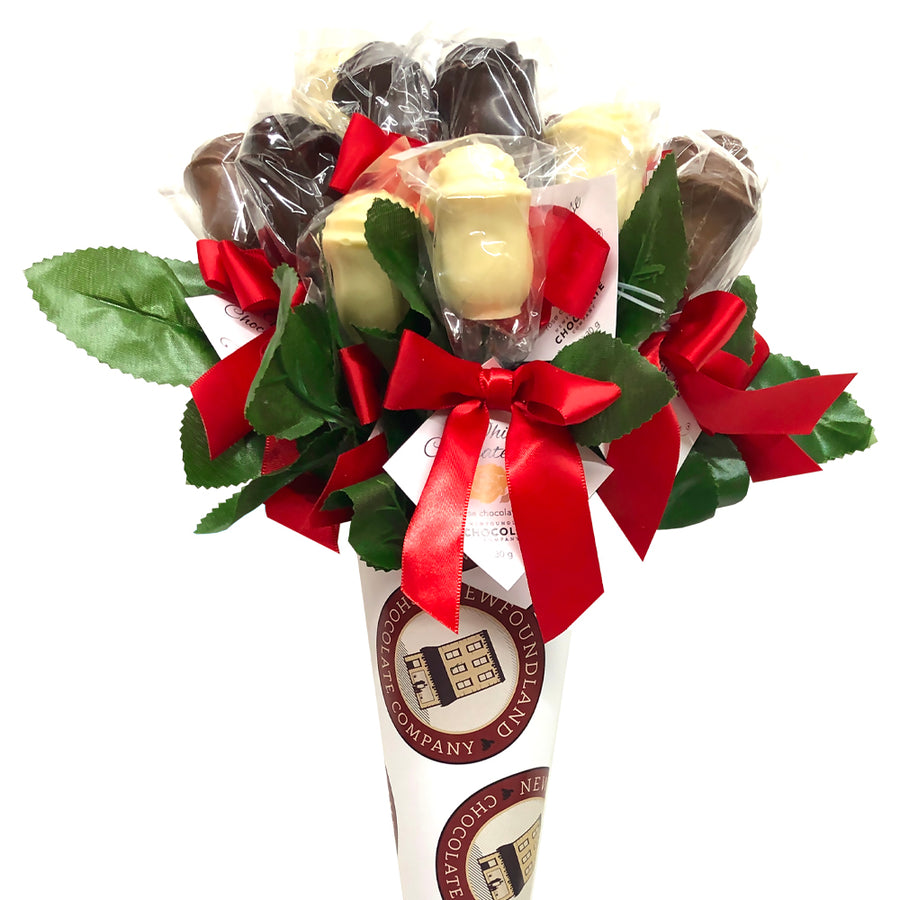 Dozen Mixed Chocolate Roses
