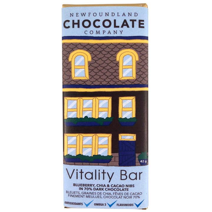 Vitality Chocolate Bar