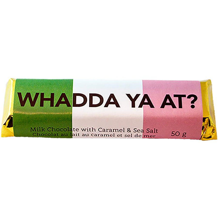 Whadda Ya At? NL Sayings Bar