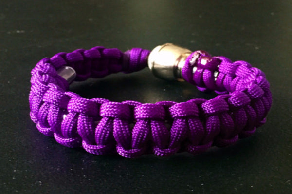 Pipe Bracelet - Royal Blue Paracord (Not Pictured)