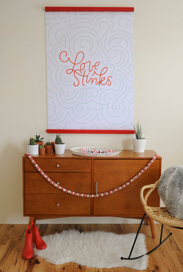 Love Stinks Poster Pack