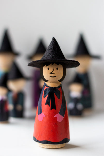 Minifolk: Witches & Wizards