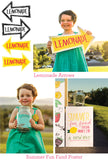 The Ultimate Lemonade Stand