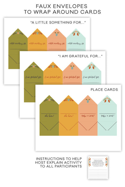 Thankful for YOU Card Kit