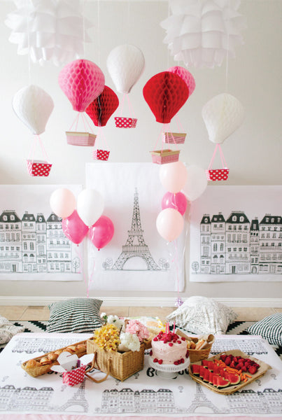 Paris Party Set