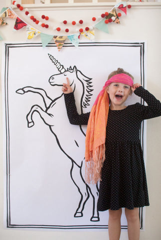 Pin the Horn on the Unicorn
