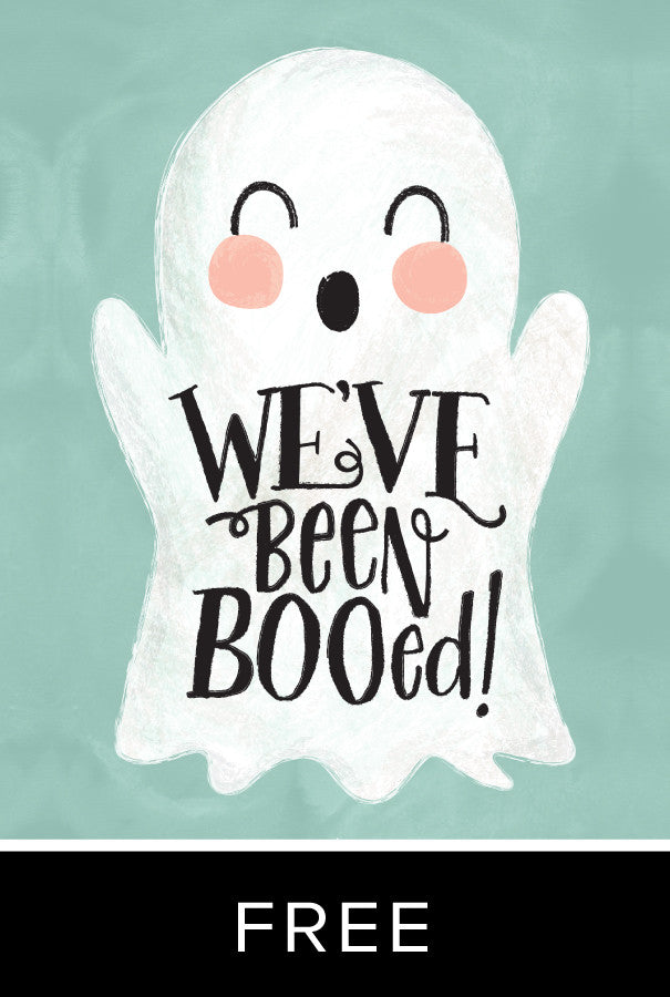 We've Been BOO-ed: Ghosty
