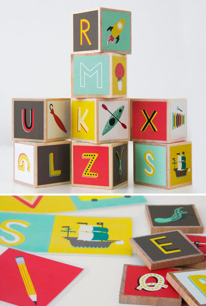 A to Z Print and Play