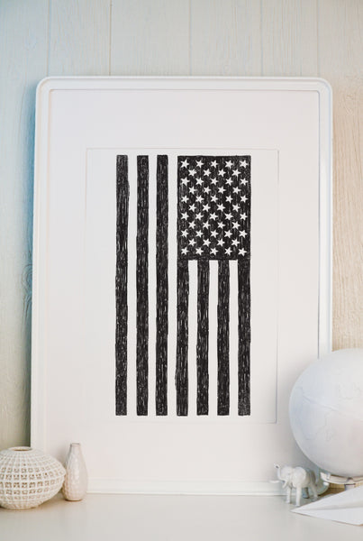 Stars and Stripes Flag