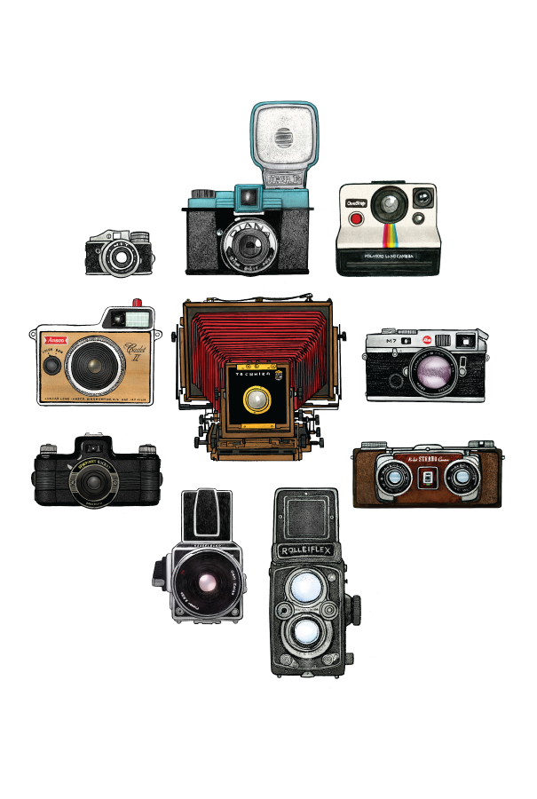 Camera Poster Pack