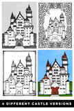 Once Upon a Time Castle