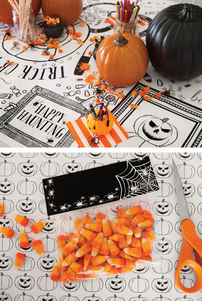 Draw Together Halloween Set