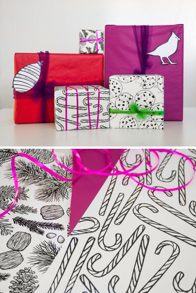 Draw Together Wrap Pack