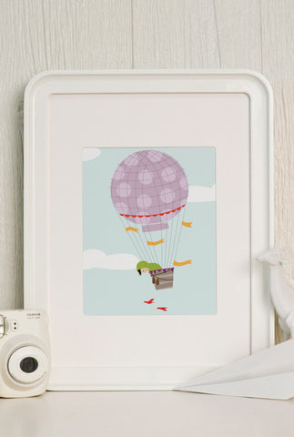 Fly Away 5x7 Printable