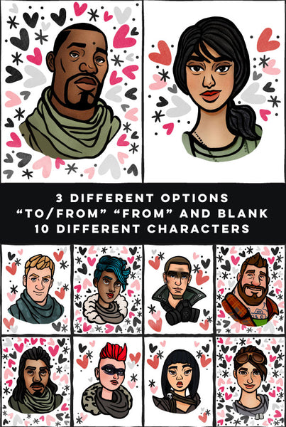 Fortnite Valentines
