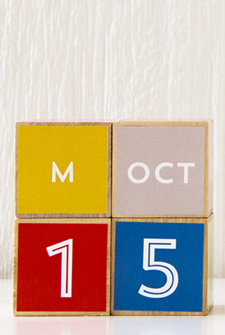 Make It Work Perpetual Calendar
