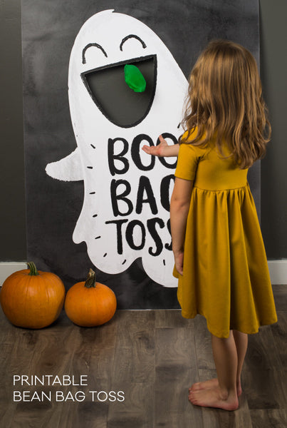 Boo Bag Toss Game