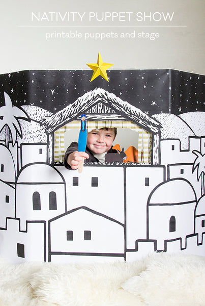 Nativity Puppet Show