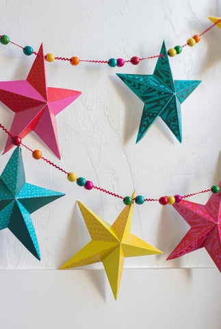 Star Bright Garland