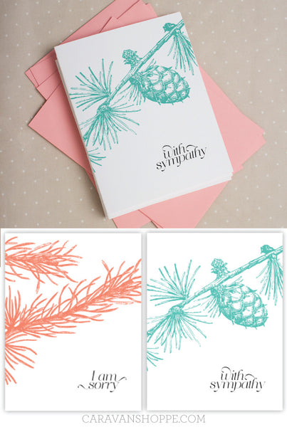 Sympathy Notecards