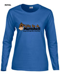 Women's Long Sleeve - Logo (Life In A Muttshell)