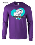 Helping Sherman - Again -  Long Sleeve Shirt - Men's
