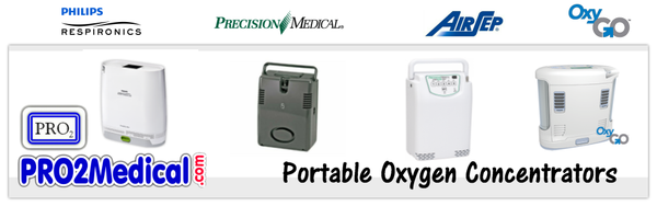 Buy Portable Oxygen Concentrator Machines at PRO2 Medical Equipment Lubbock TX