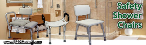 Bath & Shower Chairs at PRO2 Medical Lubbock Texas
