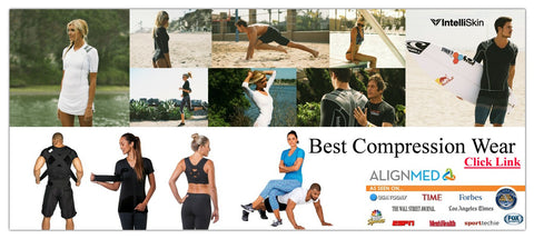 Best Compression Wear Bras, Shirts and Shorts at PRO2 Medical Lubbock TX
