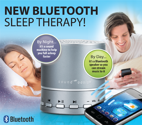 Shop Bluetooth Sleep Sound Therapy System BST-100 at PRO2 Medical