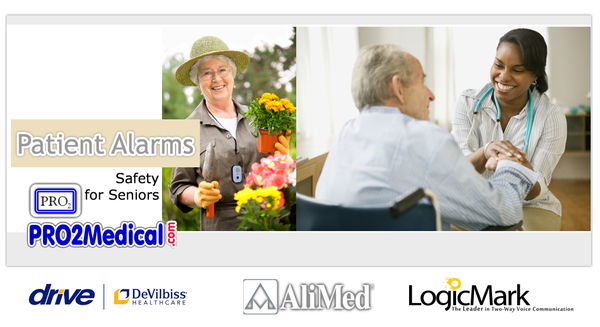 Patient Alarms and Emergency Monitors for patients and caregivers. Shop Patient Alarms at PRO2 in Lubbock Texas
