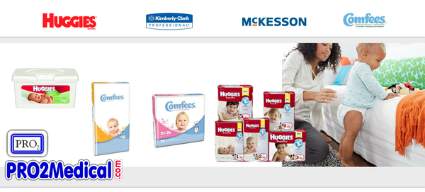 Buy Baby Diapers at PRO2 Medical Supplies in Lubbock Texas