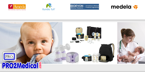 Buy Breast Pumps at PRO2 Medical Supplies in Lubbock Texas
