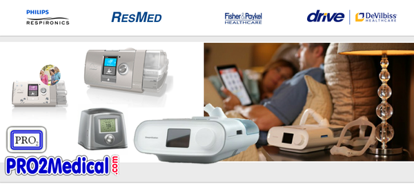 Buy CPAP APAP and BiPap Machines at PRO2 Medical Supplies in Lubbock Texas