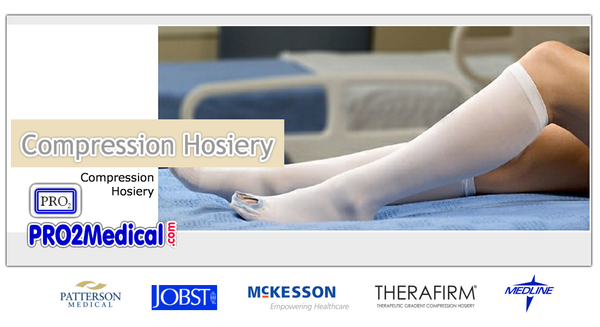Buy Compression Hosiery at PRO2 Medical Supply Shop