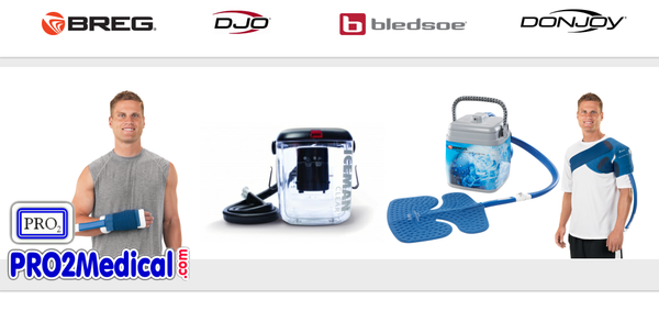 Buy Polar Care Cold Therapy at PRO2 Medical Equipment in Lubbock Texas