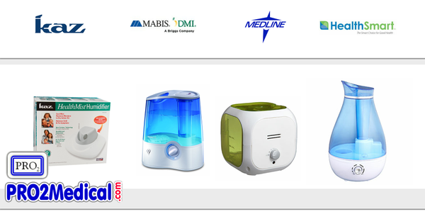 Buy Room Humidifiers Online at PRO2 Medical Supplies in Lubbock Texas