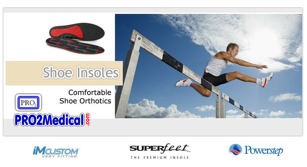 Buy Shoe Insole Orthotics for Sports and Foot Pain Relief.