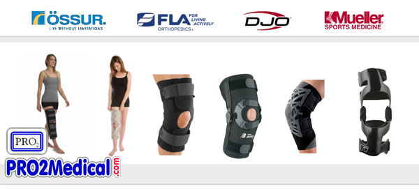 Buy Sports Knee Brace and Knee Support Brace at PRO2 Medical Supplies