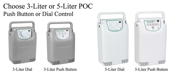 Buy EasyPulse POC Portable Oxygen Concentrators at PRO2 Medical Equipment in Lubbock TX