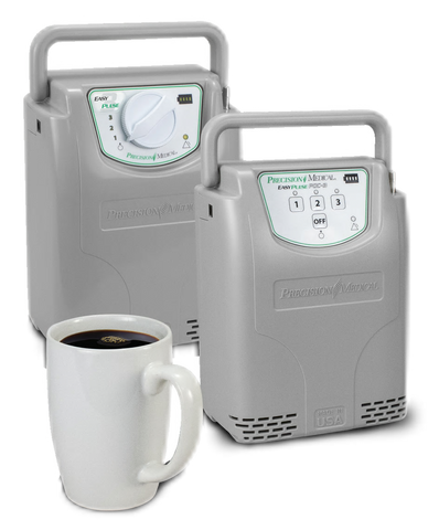 Oxygen Portable EasyPulse Concentrator at PRO2 Medical Supplies in Lubbock