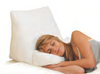 Get your best sleep with the Flip Bed Wedge Pillow