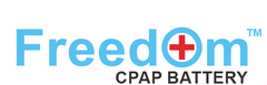 Buy the Freedom CPAP Battery for your next camping or rv road trip.